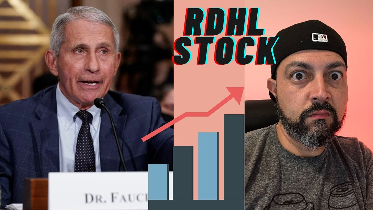 $RDHL Stock - Redhill Biopharma  - The Ideal Fauci Covid Pill? HUGE Potential Gains!