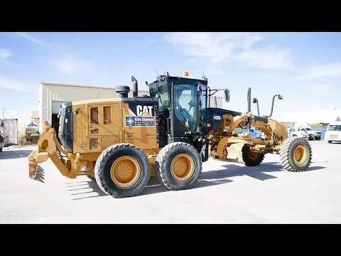CAT 140M2 Motor Grader For Sale - $199,500