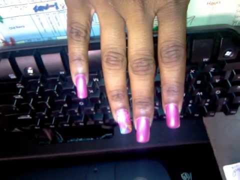 ghetto nails