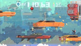 Super Time Force Ultra - 3072 Level 2 - All Badge Run