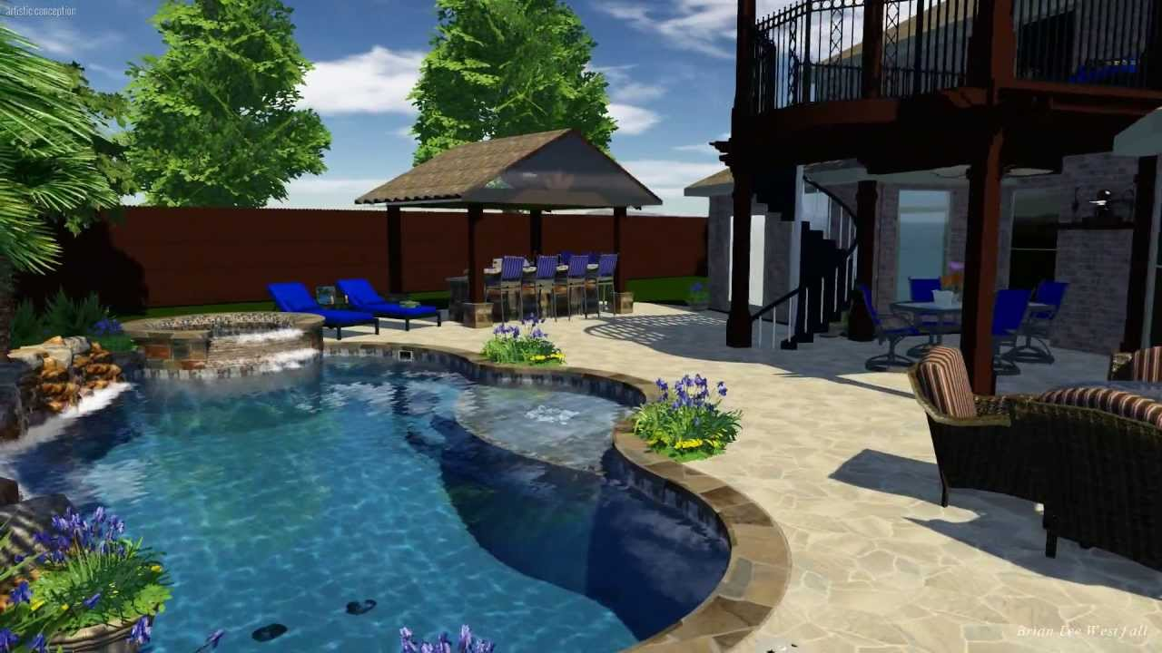 180 flower mound design portfolio swimming pools dallas for Pool design dallas texas