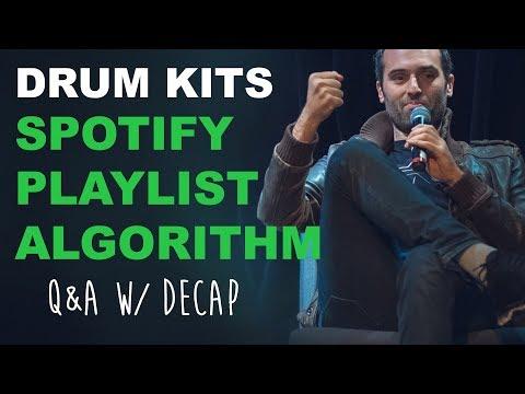 Spotify Playlist Algorithm | Q&A With DECAP | Part 4 Mp3