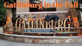Gatlinburg Tennessee Fall Harvest Fun 2019