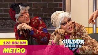 Güldür Güldür Show 122.Bölüm - Metro