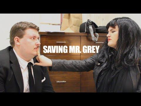 Saving Mr. Grey (Saving Mr. Banks Parody)
