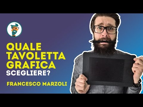 Tutorial Photoshop - Scegliere La Giusta Tavoletta Grafica