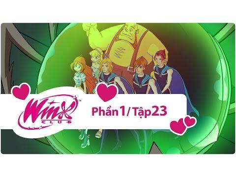 Winx Club - Phần 1 Tập 23 - Vai trò của sức mạnh - [trọn bộ]