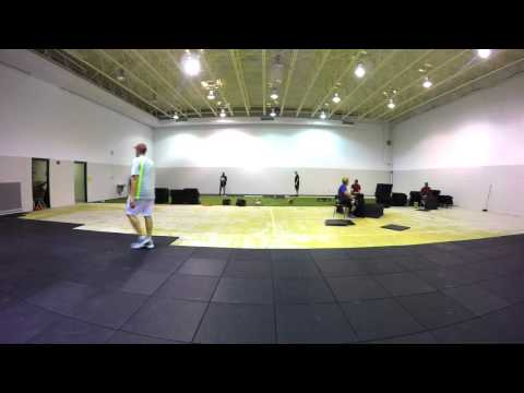 Wilkins Fitness Time Lapse Install of Ezell Harding Christian School HD