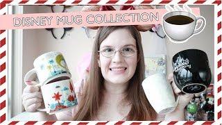 My Disney Mug Collection | Vlogmas Day 22 | 2018