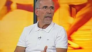 Mario Sergio fala mal do Dunga, do Tostao e do PVC no Arena Sportv