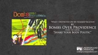 Watch Bombs Over Providence What I Destroyed On My Summer Vacation video