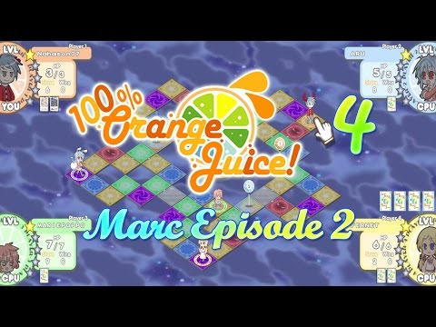 Dingin... ?? - Marc Episode 2 - 100% Orange Juice Indonesia #4
