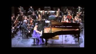 Liszt: Piano Concerto No.1 Es-dur, Miho MORIMOTO(piano)