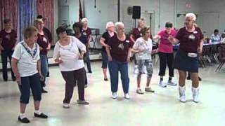 Cowboy Up Line Dance - Peoria Community Center Wild, Wild West Party