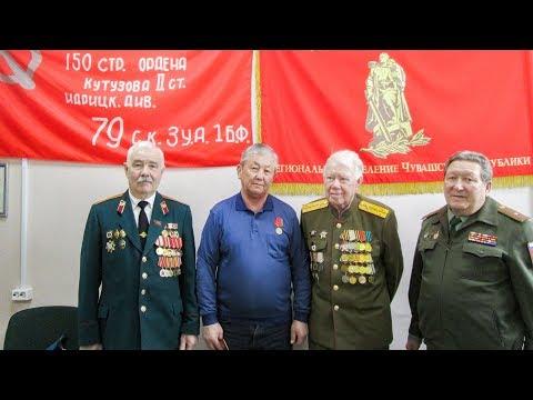 Кинематографисты из Киргизии посетили ЧРСВ. Чебоксары. 20 февраля 2020