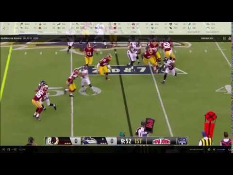 Washington Redskins Ryan Anderson & Zach Brown