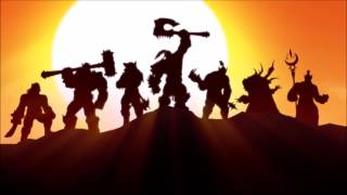 Warlords of Draenor Music - Announcement Trailer/6.2 Trailer
