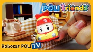 💡NEW💡 I'm Bored! | POLI Friends | Robocar POLI