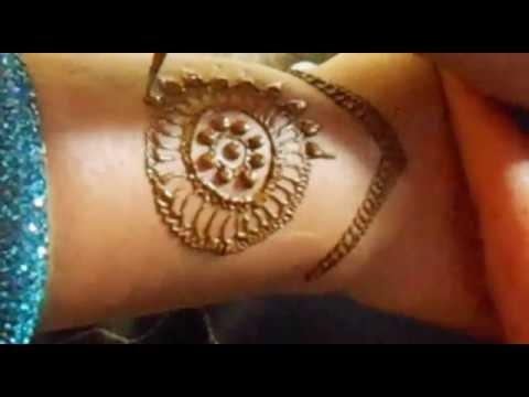 Best indian Arabic Bridal Henna Mehendi/Modern Mehndi Design for festivals thumbnail