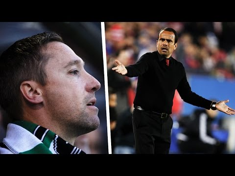 The Tissue Incident: Oscar Pareja and Caleb Porter exchange words after final whistle