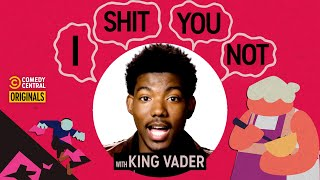 King Vader Got Shot at During a House Party - I S**t You Not