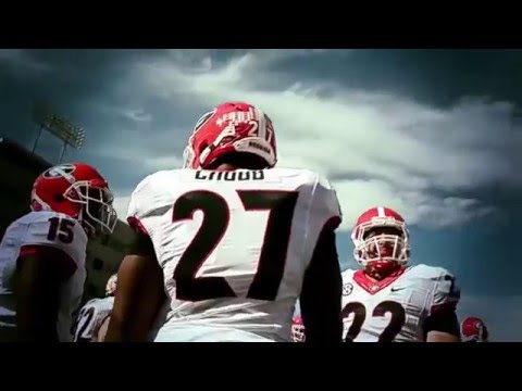 """Rule the World"" UGA Hype Video 2016"