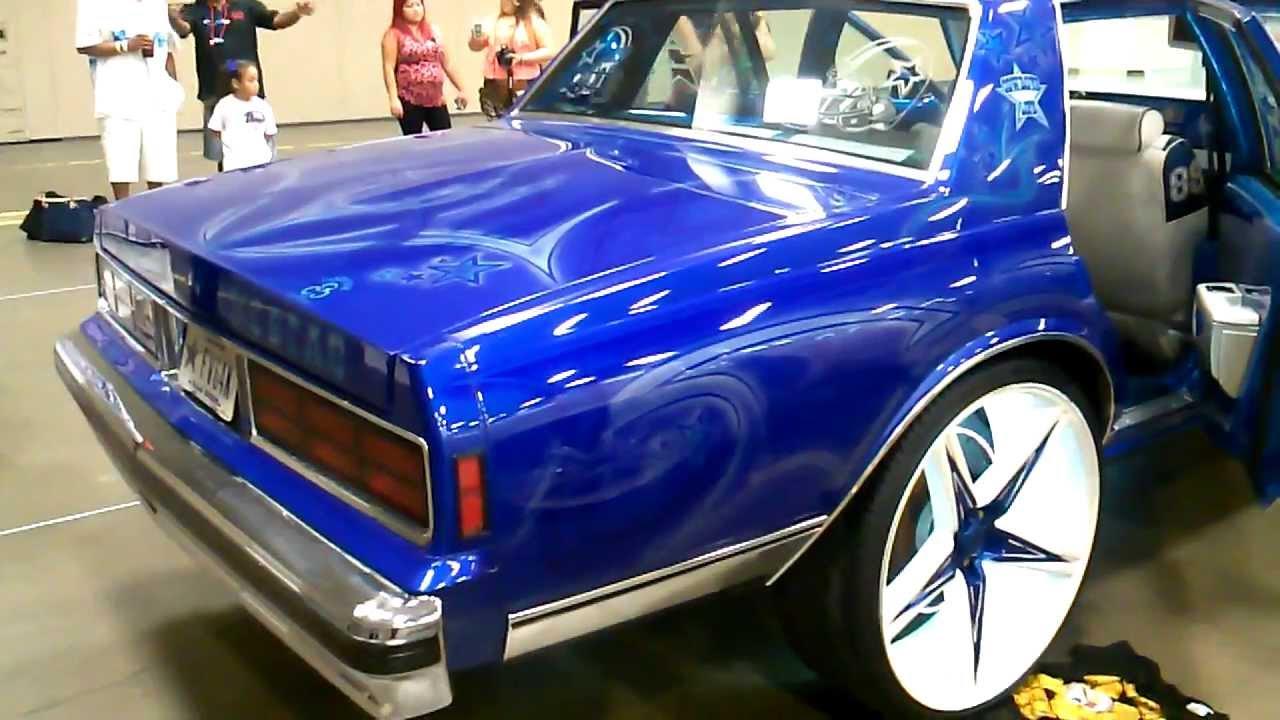 Dallas Convention Center Car Show