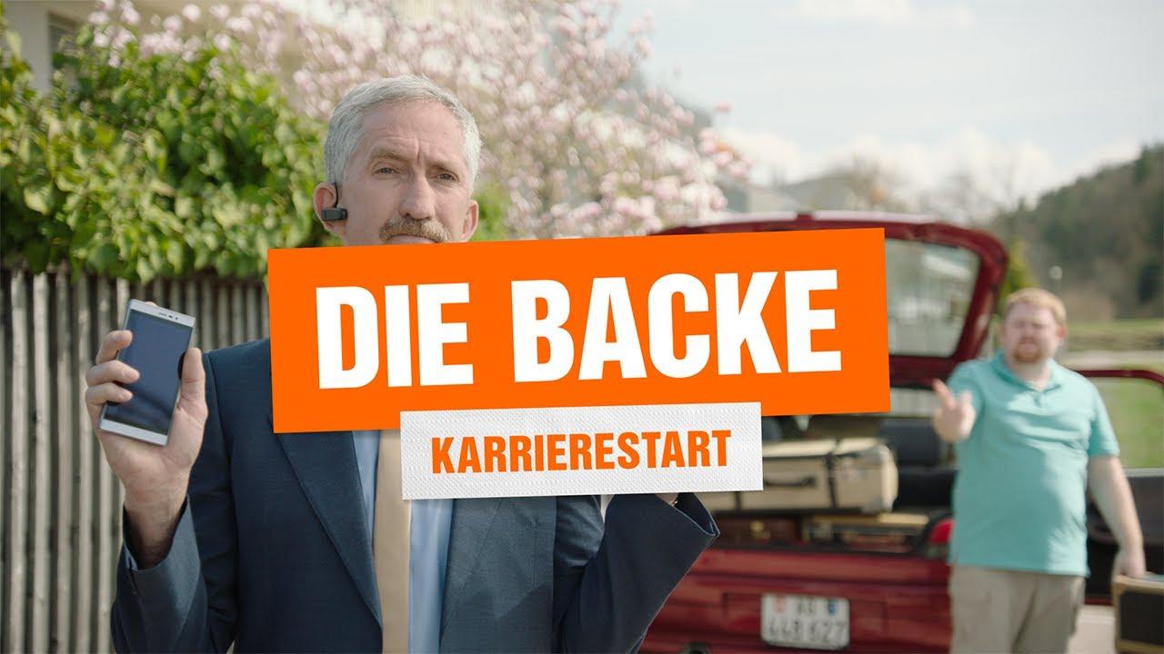 Die Backe