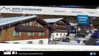 Werbeclip Haus Schönbrunn Winter