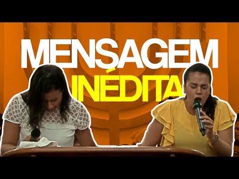 MENSAGEM INÉDITA - Miss. Gabriela Lopes e Miss. Camila Barros
