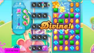 Candy Crush Soda Saga Level 1143 NO BOOSTERS Cookie