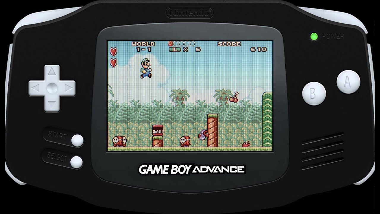 Retroarch Gameboy Advance Shader by Kame Mame Ha