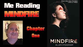 Allen Steadham reads Mindfire Chapter One