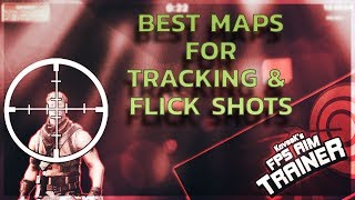 The Best KovaaK's FPS Trainer Maps to Improve Your Fortnite Aim!