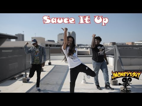 Lil Uzi Vert - Sauce It Up (Official Dance Video) shot by @Jmoney1041
