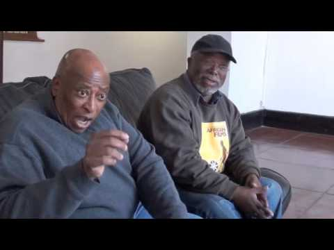 Zakes Mda & John Kani Interview July 2016 Clip # 2