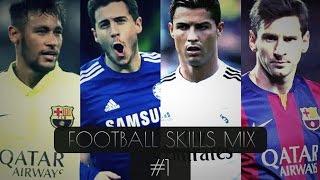 Download Video Football Skills Mix ft. Cristiano Ronaldo ● Lionel Messi ● Neymar ● Eden Hazard | 2015 | Part 1| HD MP3 3GP MP4