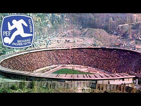 UEFA Euro 1976 Yugoslavia Stadiums