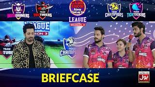 Briefcase    Game Show Aisay Chalay Ga League Season 3   Danish Taimoor Show