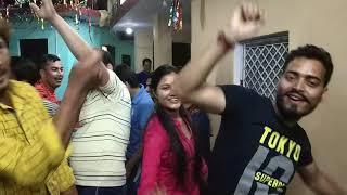 Garhwali Dance during a pahadi Wedding