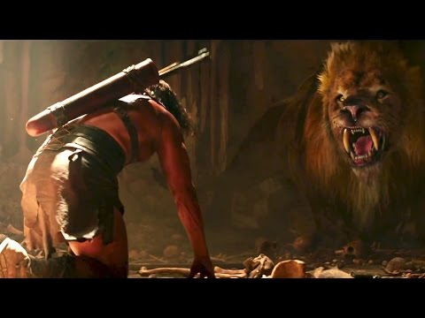 """The Nemean Lion"" HERCULES Movie Clip"