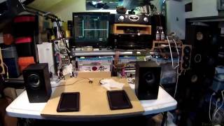 Z Review - Micca Motion Mb42 Bookshelf Speaker (feat Tascam Dr40 Recorder)