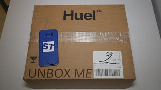 Huel | Unboxing and Taste Test