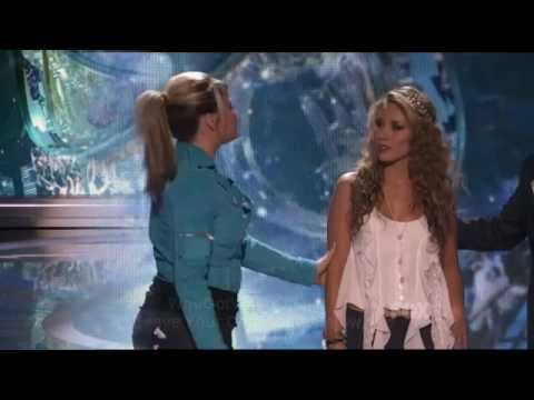 Haley Reinhart Voted Off American Idol See The Reaction On Haleys Face