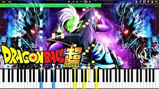 Dragon Ball Super Ost VEGITO VS ZAMASU Piano Tutorial.mp3