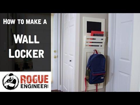 How to make a Wall Locker