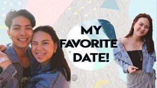 VLOG # 17: MY FAVORITE DATE! | ASHLEY SANDRINE