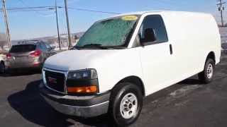 2014 GMC Savana G2500 | Commercial Van Dealer Reading PA