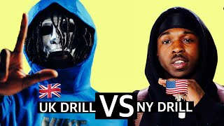 Uk Drill or New York Drill - Who wins?