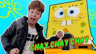 ThắnG Tê Tê Trốn Thoát Khỏi Miếng SpongeBob Trong Roblox